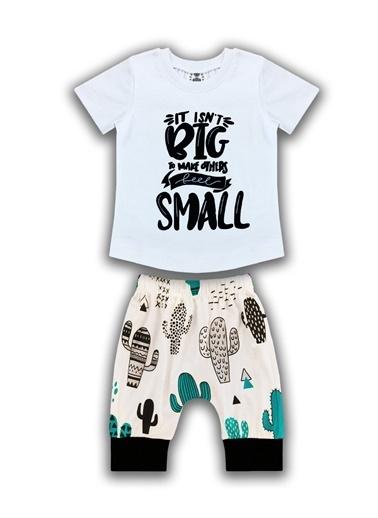 By Leyal For Kids 2 li Takım Beyaz